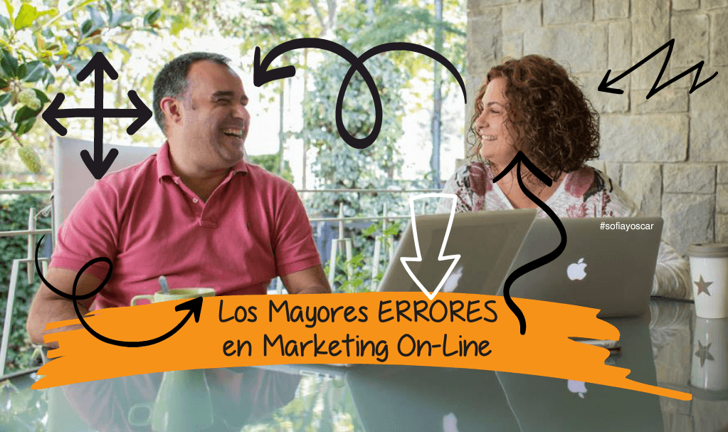 Los Mayores Errores del Marketing OnLine