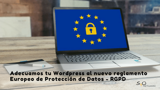 rgpd proteccion de datos europea